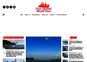 fourjandals.com