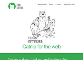 fourkittens.com