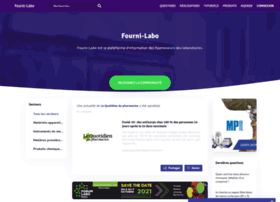 fourni-labo.fr