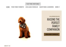 fourpawsdoodranch.com