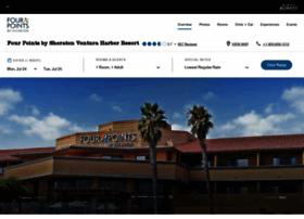 fourpointsventuraharborresort.com