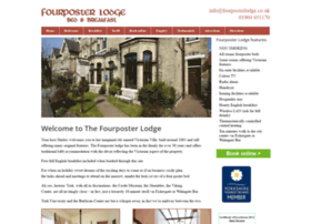 fourposterlodge.co.uk