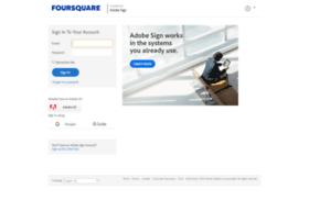 foursquare.echosign.com