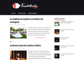 fousdetheatre.com