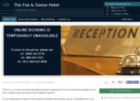 fox-and-goose-london.hotel-rez.com