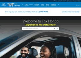 fox-honda.com