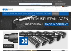 fox-sportauspuff-shop.de
