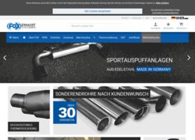 fox-sportauspuff.de