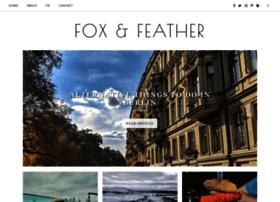 foxandfeatherblog.com