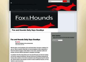 foxandhoundsdaily.com