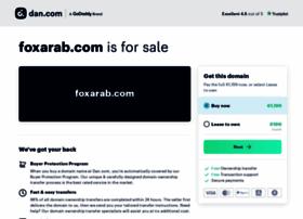 foxarab.com
