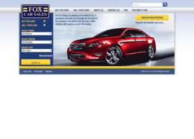 foxautosales.com