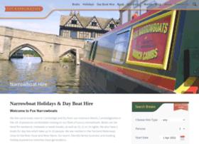 foxboats.co.uk