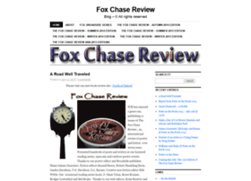 foxchasereview.wordpress.com