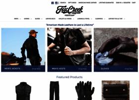 foxcreekleather.com
