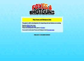 foxesandshotguns.com
