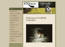 foxfieldcolorado.com