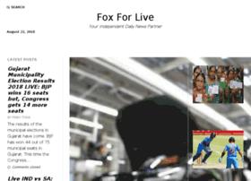 foxforlive.com