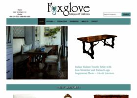 foxgloveantiques.com