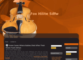 foxhilitesdfw.com