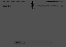 foxhills.co.uk