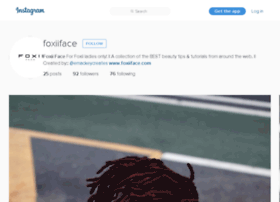 foxiiface.com