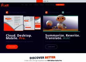foxitsoftware.com