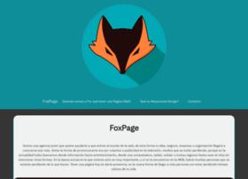 foxpage.net