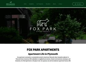 foxparkapartments.com