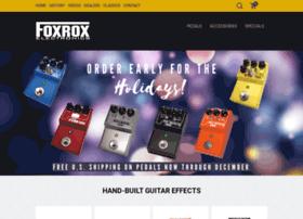 foxroxelectronics.com