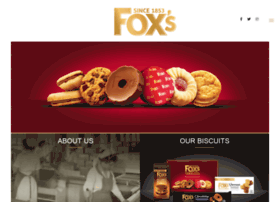 foxs-biscuits.co.uk