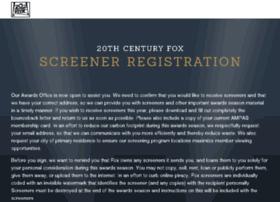 foxscreenings.com
