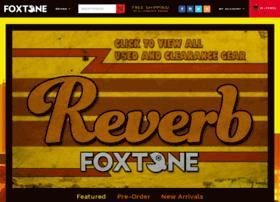 foxtonemusic.com