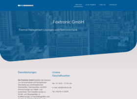 foxtronic.de