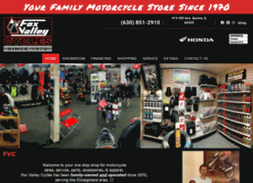 foxvalleycycles.com