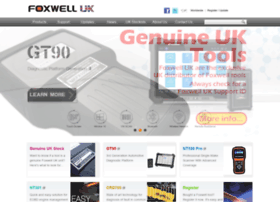 foxwelluk.co.uk