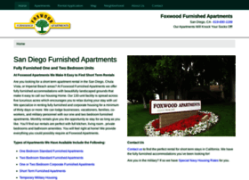 foxwoodapartments.com