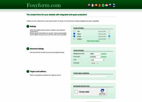 foxyform.com