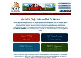 foxyladydrivers.com