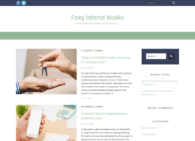 foxysislandwalks.co.uk