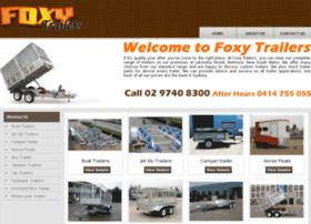 foxytrailers.com.au