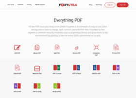 foxyutils.com