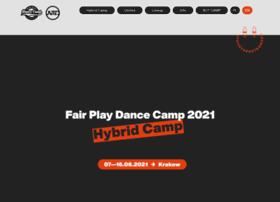 fpdancecamp.com