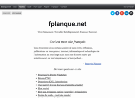 fplanque.net
