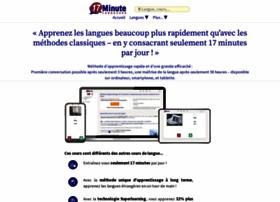 fr.17-minute-languages.com