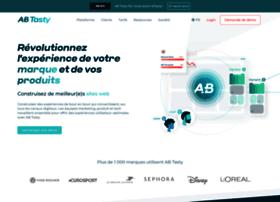 fr.abtasty.com
