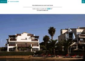 fr.hotel-ile-lagune.com