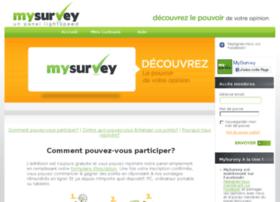 fr.mysurvey.com