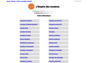 fr.numberempire.com