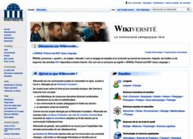 fr.wikiversity.org